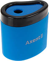 "Точилка ""Axent"" №1158-A Neon soft асорті(12)"