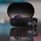 Гарнитура bluetooth Xiaomi Redmi AirDots Black Оригинал! (ZBW4467CN) EAN/UPC: 6934177708800, фото 5