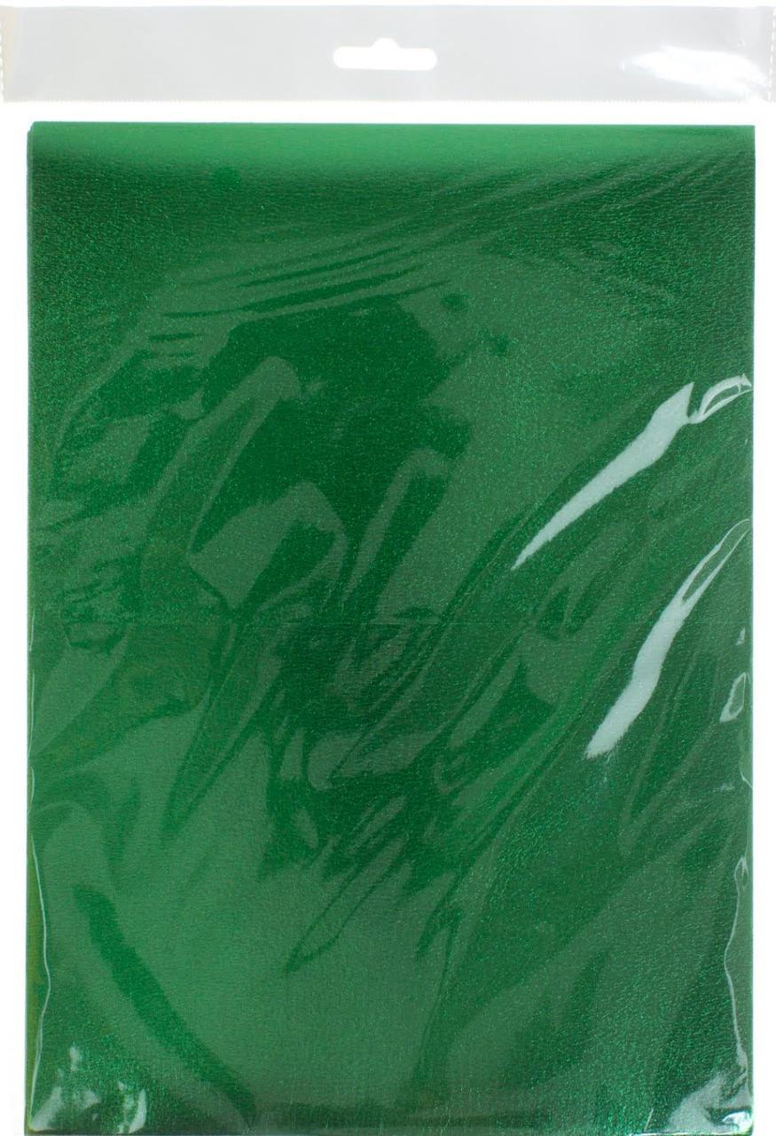 Фоаміран А4 зелений,металізов.,товщина 1,8мм EVA №MT-EVA-022(5)(1000)