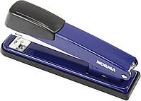 "Степлер ""Norma"" №24/6,26/6 20арк №4124  метал. синій(12)"