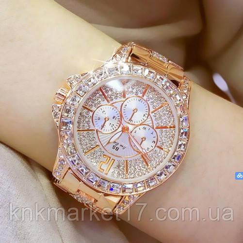 Женские часы Bee Sister 1158 All Cuprum Diamonds