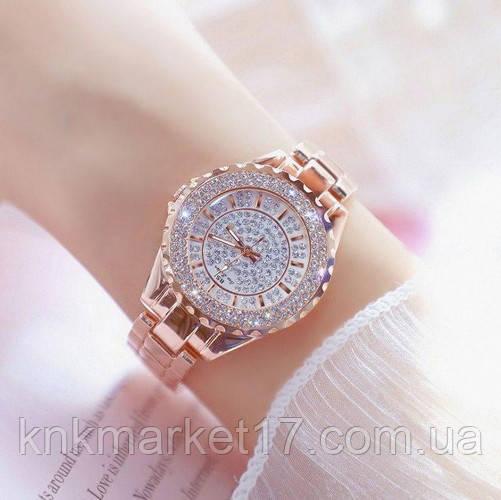 Жіночі годинники Bee Sister 0280 All Cuprum Diamonds