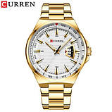 Curren 8375 Gold-White, фото 2