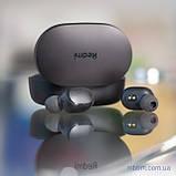 Гарнитура bluetooth Xiaomi Redmi AirDots Black Оригинал! (ZBW4467CN) EAN/UPC: 6934177708800, фото 2