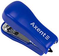 "Степлер ""Axent"" №10/5 12арк №4221-02-A Standard пласт. синій(12), фото 1"