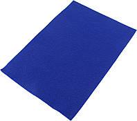 Фетр м`який 21х30см т.-синій №740460(10), фото 1