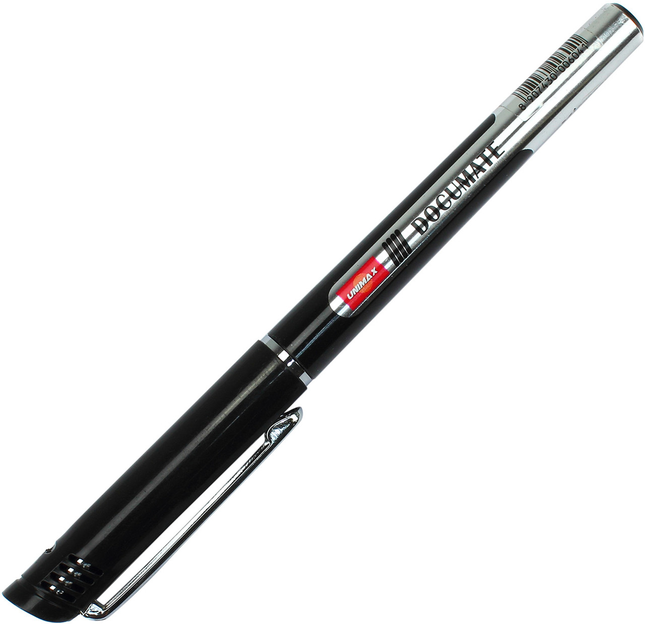 "Ручка кульк. ""Unimax"" №UX-120-01 Documate 0,7мм чорна(12)(120)"