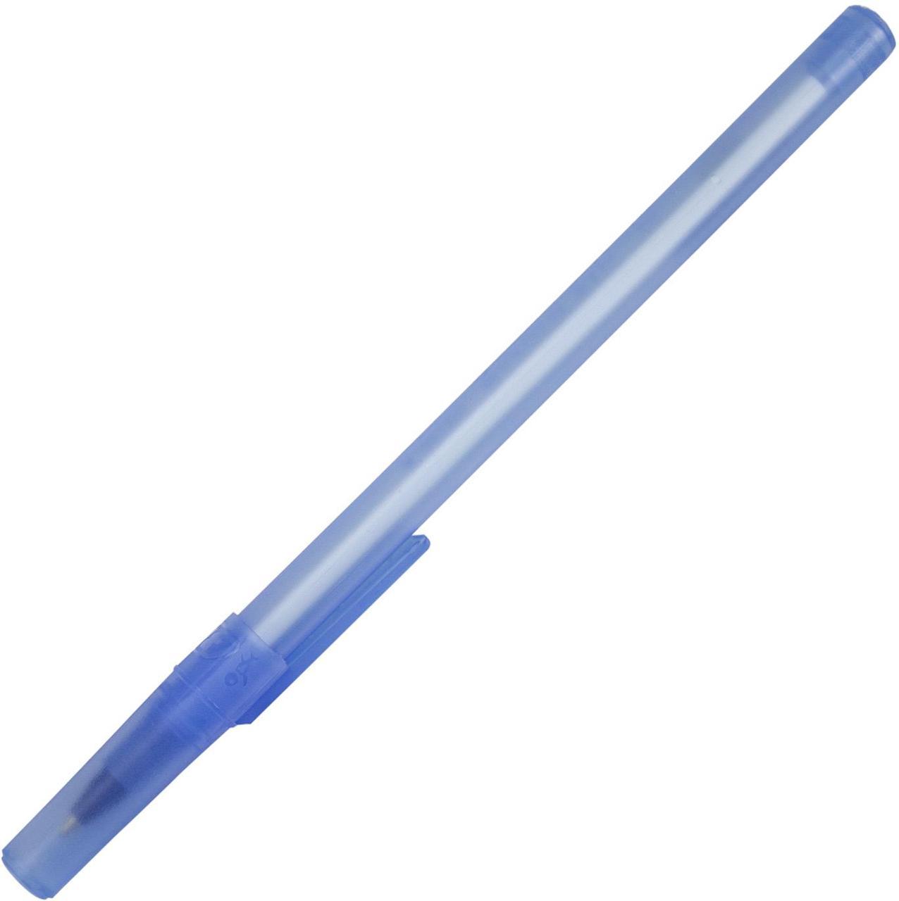 """Ручка кульк. """"Bic"""" №893212/6378/921403/9214031 Раунд Стік 1мм синя(60)(540)"""