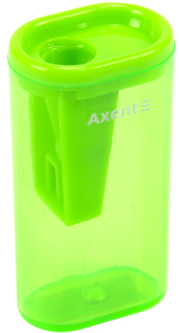 "Точилка ""Axent"" №1155 з конт. Lighter,асорті(28)(280)"