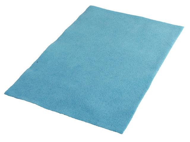 """Фетр м'який """"Santi"""" 21х30см блакитний №740436(10)"""