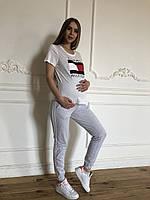 Спортивные штаны для беременных весна лето