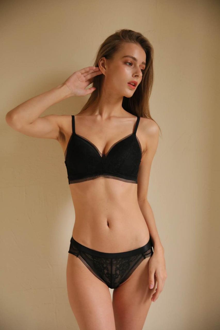 Комплект женского нижнего белья AngGee 5204