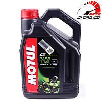Моторное масло Motul 5100 4T 10W-40 (4л)