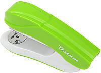 """Степлер """"Datum"""" №24/6,26/6 20арк №D2025-08/600189 пласт.(зелен.)(12)"""