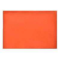 """Фетр м'який """"Santi"""" 21х30см морквяний №741866(10), фото 1"""