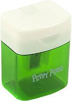 """Точилка """"Joyko/Peppy Pinto"""" №В-23 з контейнером(12)(720), фото 1"""
