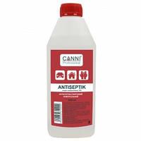 Антисептик спиртовой универсальный 70% спирта CANNI, 1000 ml