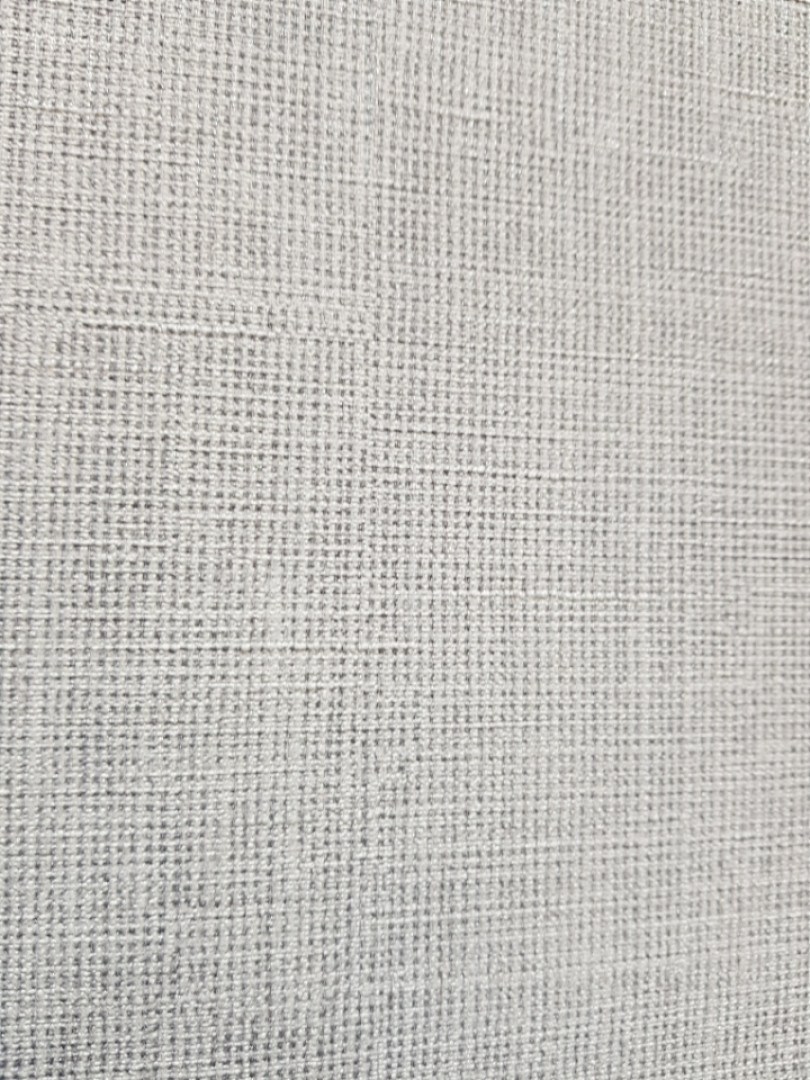 Шпалери вінілові на флізелін Ugepa L90819 Odyssee однотон розмитий світло сірі з білим структурні під тканина
