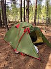 Палатка Tramp Lite Camp 4 м, TLT-022.06. Палатка туристическая 4 месная. палатка туристическая, фото 8