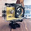 Екшн Камера F60A + пульт + 24 крепления ( Желтый, серый , черный , синий ), фото 2