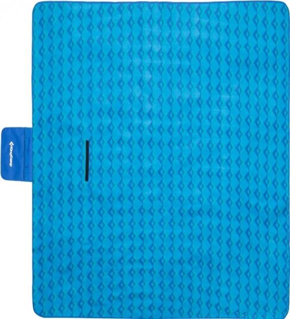 Килимок для пікніка KingCamp Picnik Blankett (KG4701)(blue)