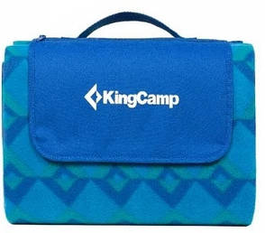 Килимок для пікніка KingCamp Picnik Blankett (KG4701)(blue), фото 2