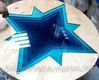 "Епоксидна смола КЕ ""Slab-521 Aqua"" - бірюза, 1,25 кг, фото 5"