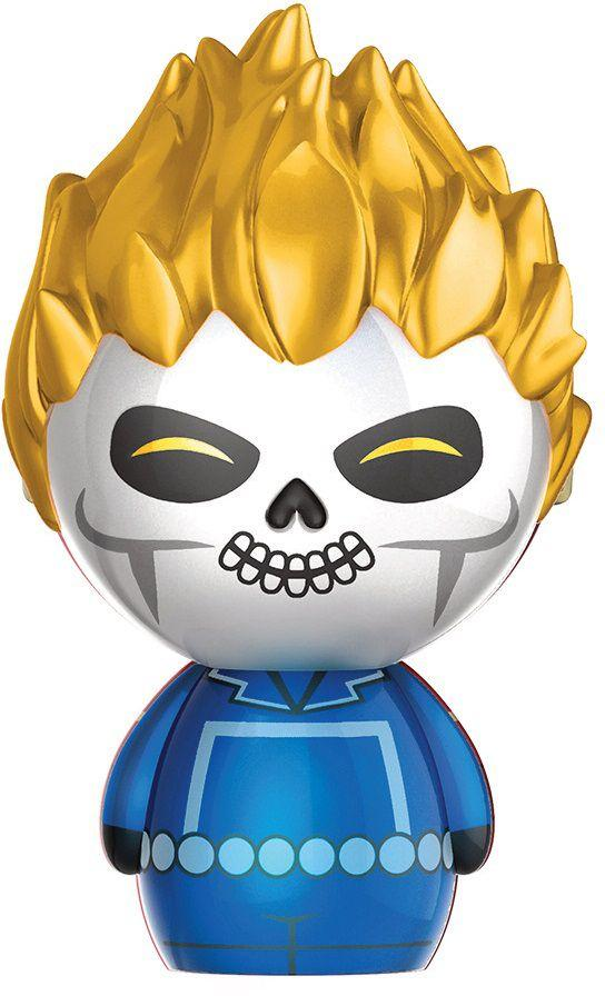 Фигурка Funko Dorbz: Marvel - Ghost Rider Metallic