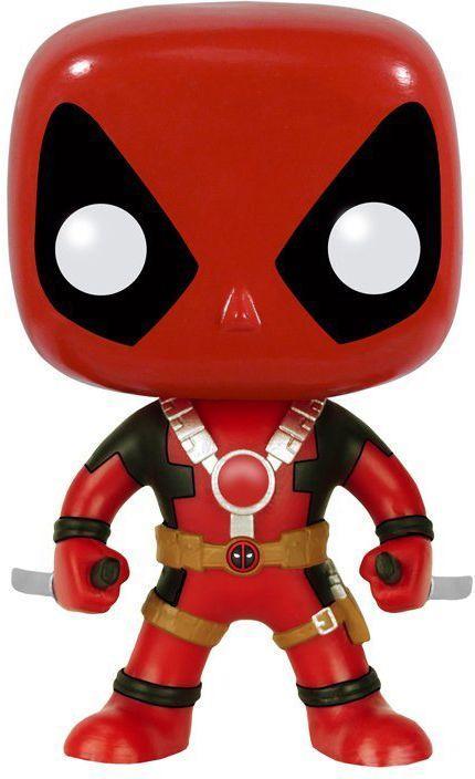 Фигурка Funko POP! Marvel: Deadpool Two Swords