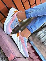 Женские модные кроссовки на платформе 38р. стелька 24см