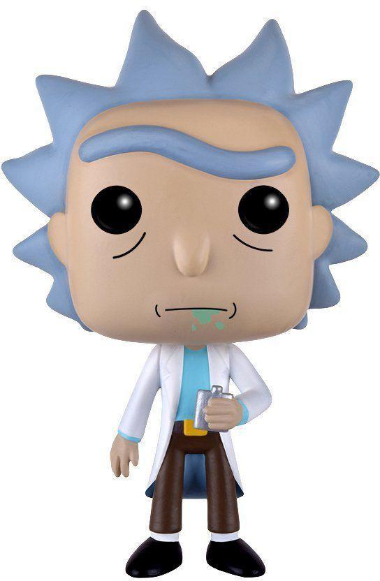Фигурка Funko POP! Animation: Rick & Morty: Rick (9015)