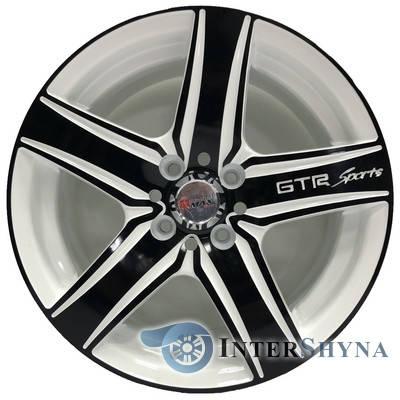Литые диски Sportmax Racing SR-3111Z 6.5x15 5x100 ET38 DIA67.1 WPWB, фото 2