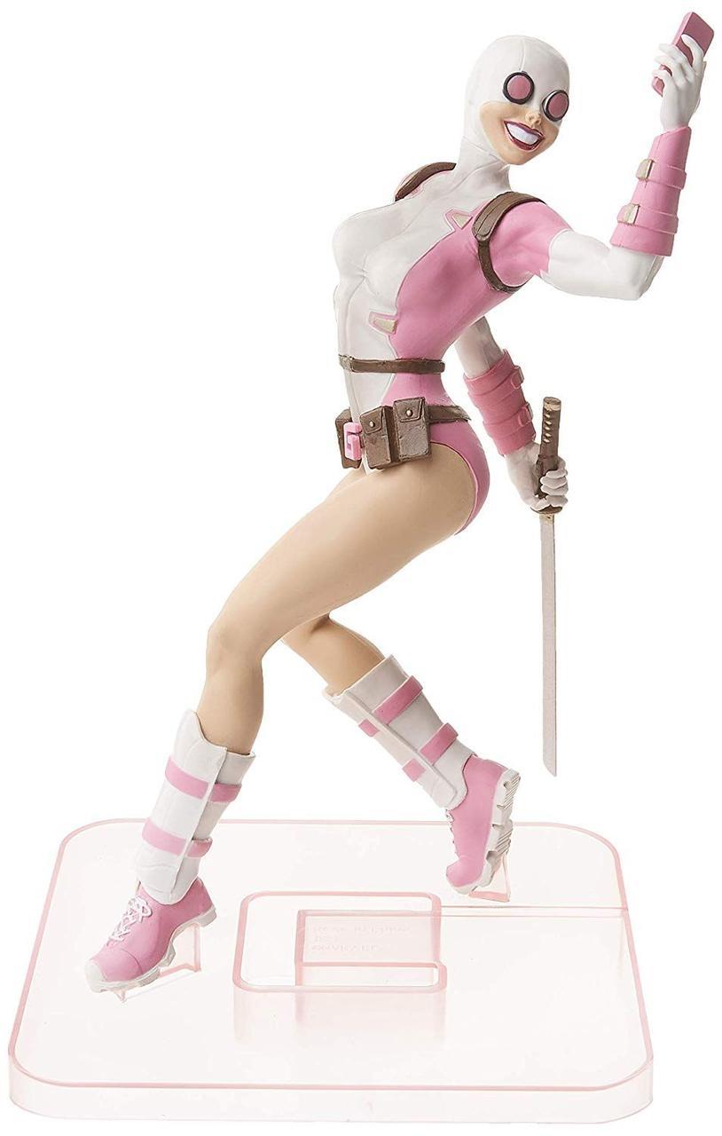 Фигурка Diamond Select Toys: Marvel gallery - Gwenpool