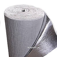 Изолон самоклеющийся фольгированный 4мм химически сшитый ( ISOLONTAPE 300 LA, 3004)