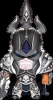 Фігурка Blizzard (Близзард) Cute But Deadly: World of Warcraft - Arthas, фото 1