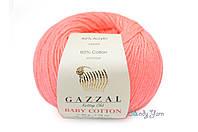 Gazzal Baby Cotton, Ярко-малиновый №3460