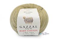 Gazzal Baby Cotton, Беж №3464