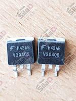 Транзистор V3040S  ISL9V3040S3S Fairchild корпус TO-263AB D²-Pak