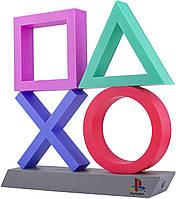 Ночник Paladone Playstation Icons Light XL BDP, фото 1