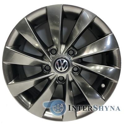 Литые диски Replica Volkswagen CT1320 7x16 5x112 ET45 DIA57.1 HB