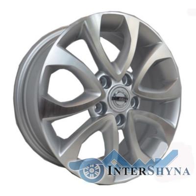 Литые диски Replica Toyota CT2204 7x17 5x114.3 ET45 DIA67.1 SMF