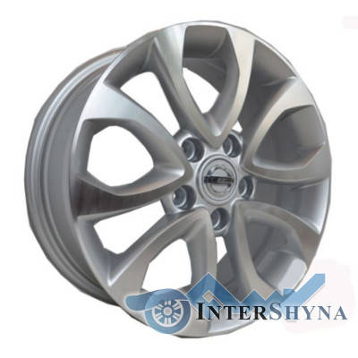 Литые диски Replica Toyota CT2204 7x17 5x114.3 ET45 DIA67.1 SMF, фото 2