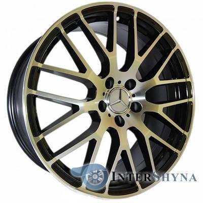 Литые диски Replica Mercedes CT1461 8.5x19 5x112 ET45 DIA66.6 BMF, фото 2