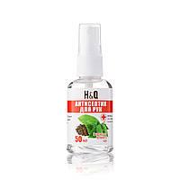Спрей - антисептик для рук H&Q - 50 мл Зеленый чай