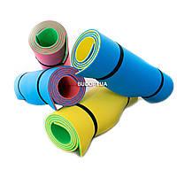 Коврик для йоги, фитнеса и спорта (каремат спортивный) OSPORT Спорт Pro 8мм (FI-0122-1)