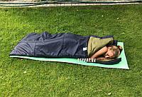 Спальный мешок (спальник туристический) одеяло OSPORT Лето (FI-0018), фото 1