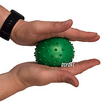 Мяч массажный (массажер) для ног и рук Profi 8 см (MS 0021)