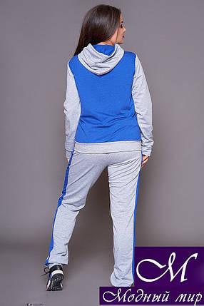 Батальный спортивный костюм женский (р. 48, 50, 52, 54) арт. 31-514, фото 2