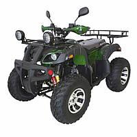 Квадроцикл Hummer 200 LUX (цепной привод) Хаки камуфляж, фото 1