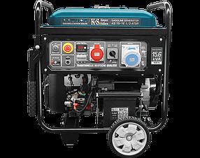 Генератор бензиновый Konner&Sohnen KS 15-1E 1/3 ATSR (12,5 кВт)